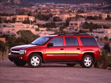 2004 Chevrolet TrailBlazer for sale at Dakota Demo in Pierre SD