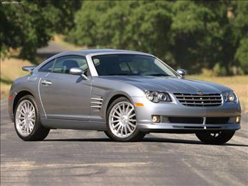 2008 Chrysler Crossfire for sale at Sturgis Demo -test in Sturgis SD