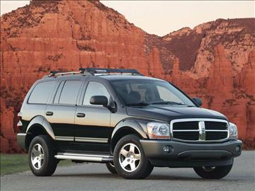 2006 Dodge Durango for sale at Sturgis Demo -test in Sturgis SD