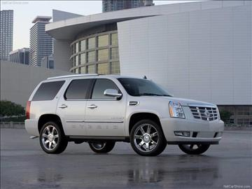2009 Cadillac Escalade ESV for sale at Sturgis Demo -test in Sturgis SD