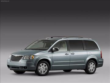 2008 Chrysler Town and Country for sale at Sturgis Demo -test in Sturgis SD
