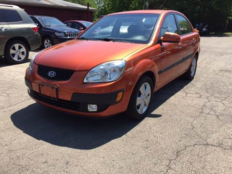 2008 Kia Rio for sale at Neals Auto Sales in Louisville KY