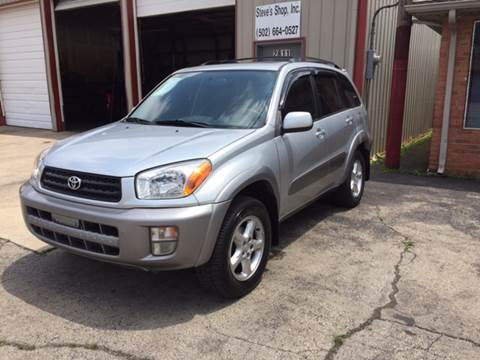 2001 Toyota RAV4 for sale at Neals Auto Sales in Louisville KY