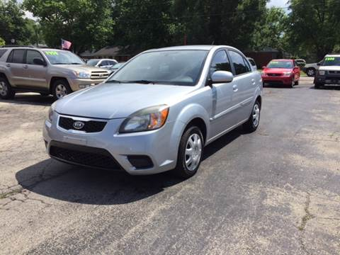 2011 Kia Rio for sale at Neals Auto Sales in Louisville KY