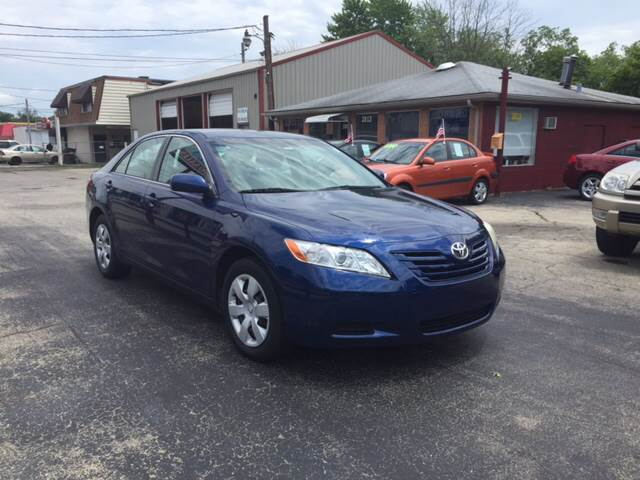 2008 Toyota Camry for sale at Neals Auto Sales in Louisville KY