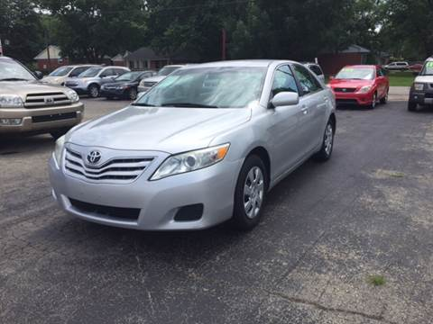 2011 Toyota Camry for sale at Neals Auto Sales in Louisville KY