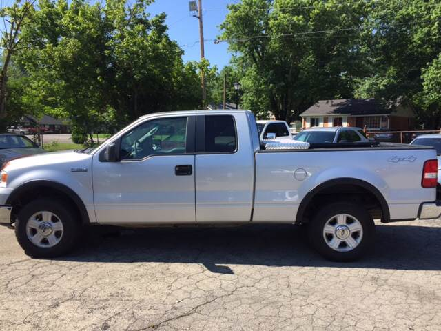 2007 Ford F-150 for sale at Neals Auto Sales in Louisville KY