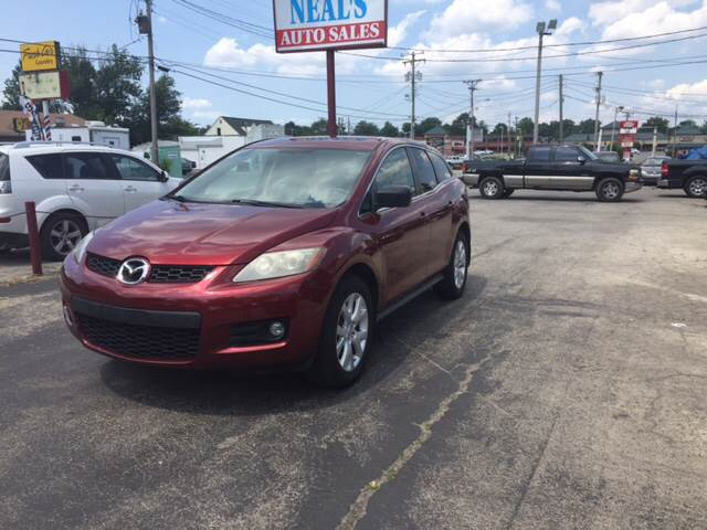 2007 Mazda CX-7 for sale at Neals Auto Sales in Louisville KY
