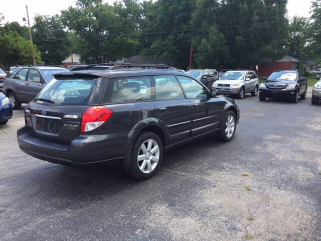 2008 Subaru Outback for sale at Neals Auto Sales in Louisville KY