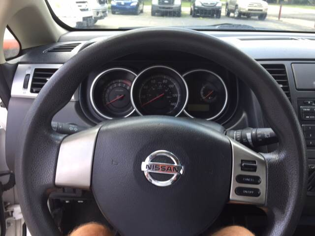 2010 Nissan Versa for sale at Neals Auto Sales in Louisville KY