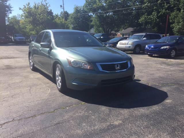 2009 Honda Accord for sale at Neals Auto Sales in Louisville KY