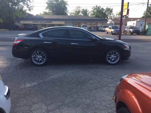 2009 Nissan Maxima for sale at Neals Auto Sales in Louisville KY