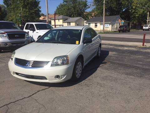 2007 Mitsubishi Galant for sale at Neals Auto Sales in Louisville KY