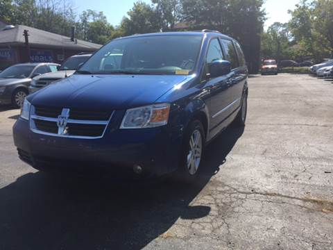 2010 Dodge Grand Caravan for sale at Neals Auto Sales in Louisville KY