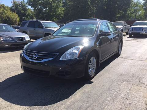 2010 Nissan Altima for sale at Neals Auto Sales in Louisville KY