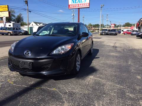 2012 Mazda MAZDA3 for sale at Neals Auto Sales in Louisville KY