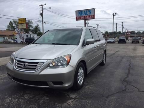 2008 Honda Odyssey for sale in Louisville, KY
