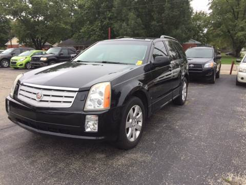 2006 Cadillac SRX for sale at Neals Auto Sales in Louisville KY