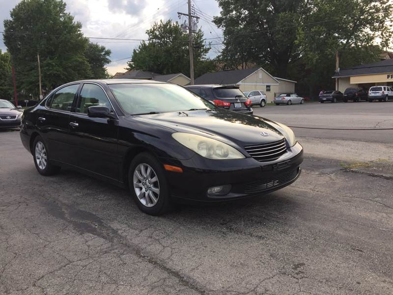 2003 Lexus ES 300 For Sale At Neals Auto Sales In Louisville KY