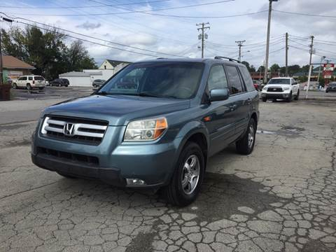 2007 Honda Pilot for sale in Louisville, KY