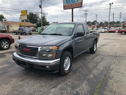 2008 GMC Canyon for sale in Louisville, KY