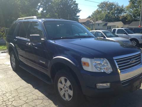 2007 Ford Explorer for sale at Neals Auto Sales in Louisville KY