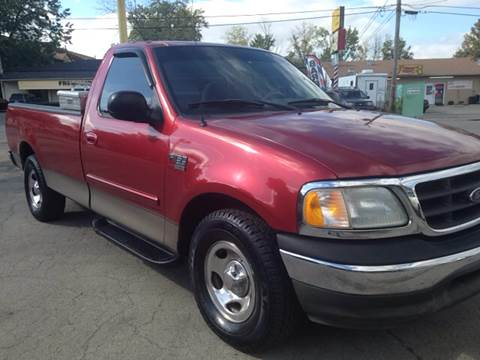 2003 Ford F-150 for sale in Louisville, KY