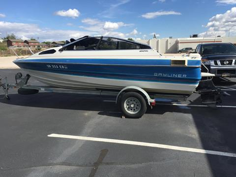 1988 Bayliner 19' CAPRI CUDDY