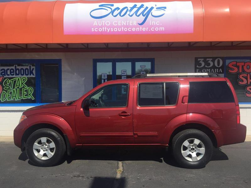 2006 Nissan Pathfinder For Sale At Scottyu0027s Auto Center, Inc. In Rapid City  SD