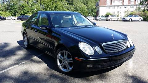 2006 Mercedes-Benz E-Class for sale in Clifton, NJ