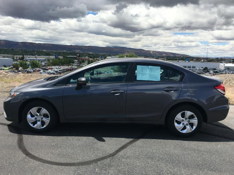 2014 Honda Civic for sale at Belcastro Motors in Grand Junction CO