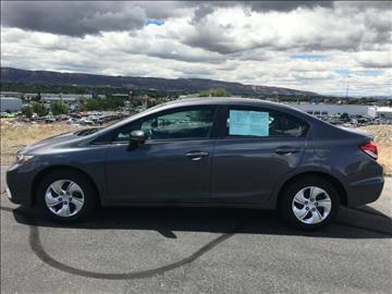 2014 Honda Civic for sale at Belcastro Motors in Grand Junction CO