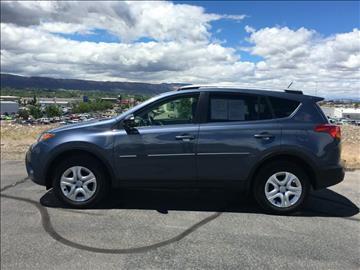2014 Toyota RAV4 for sale at Belcastro Motors in Grand Junction CO