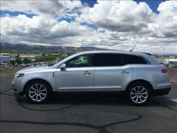2013 Lincoln MKT for sale at Belcastro Motors in Grand Junction CO