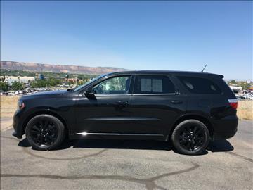 2013 Dodge Durango for sale at Belcastro Motors in Grand Junction CO