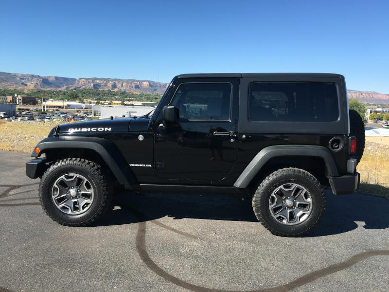 2013 Jeep Wrangler for sale at Belcastro Motors in Grand Junction CO