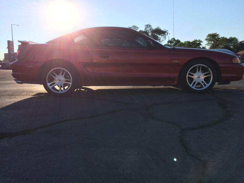 1997 Ford Mustang for sale at Belcastro Motors in Grand Junction CO