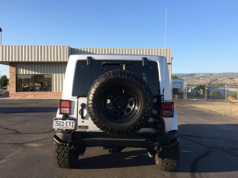 2012 Jeep Wrangler for sale at Belcastro Motors in Grand Junction CO