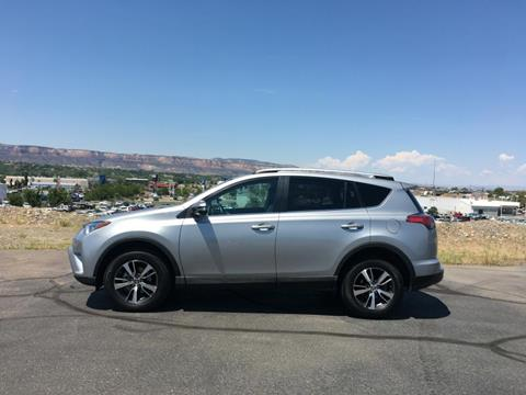 2016 Toyota RAV4 for sale at Belcastro Motors in Grand Junction CO