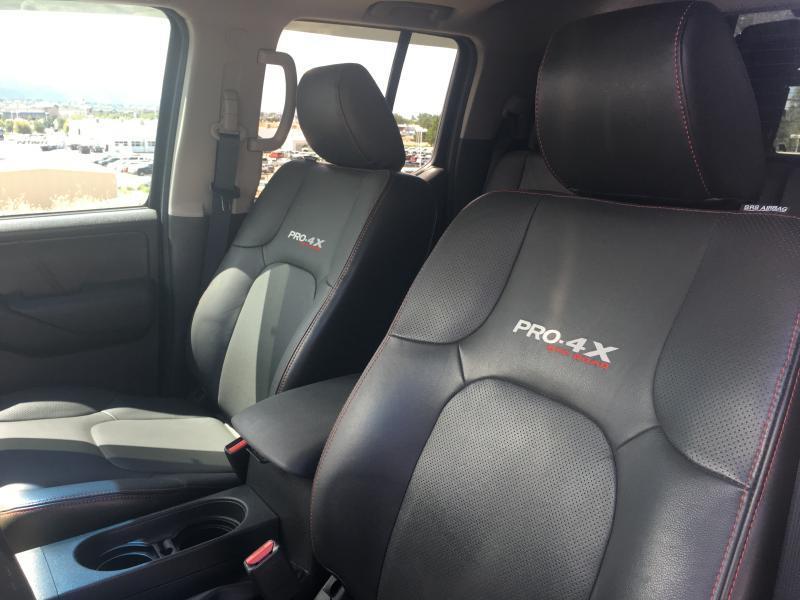2011 Nissan Frontier for sale at Belcastro Motors in Grand Junction CO