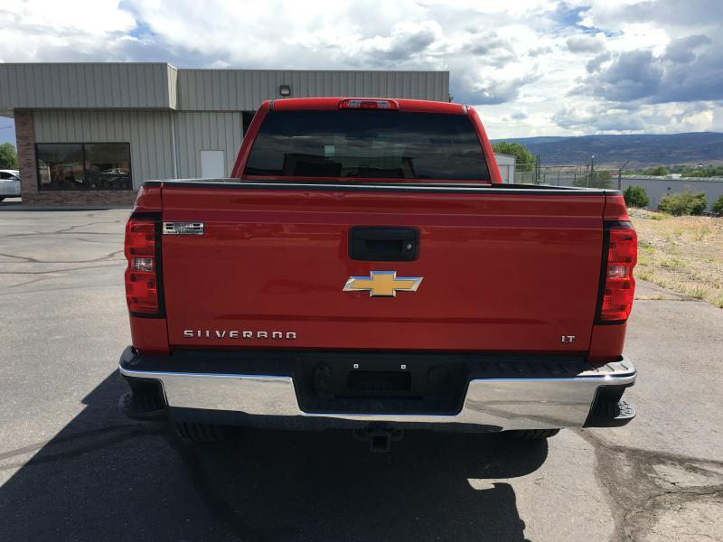 2015 Chevrolet Silverado 1500 for sale at Belcastro Motors in Grand Junction CO