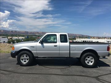 2005 Ford Ranger for sale at Belcastro Motors in Grand Junction CO
