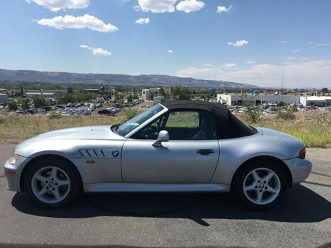 1997 BMW Z3 for sale at Belcastro Motors in Grand Junction CO