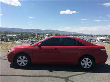 2007 Toyota Camry for sale at Belcastro Motors in Grand Junction CO