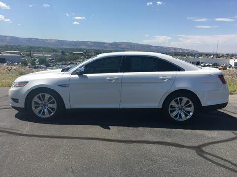 2010 Ford Taurus for sale at Belcastro Motors in Grand Junction CO