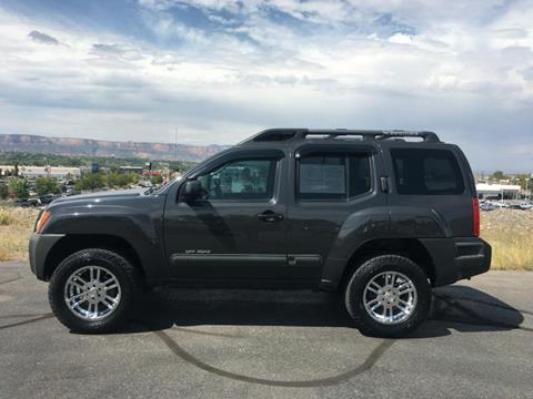 2007 Nissan Xterra for sale at Belcastro Motors in Grand Junction CO