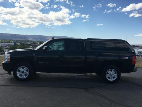 2011 Chevrolet Silverado 1500 for sale at Belcastro Motors in Grand Junction CO
