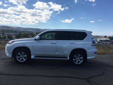 2016 Lexus GX 460 for sale at Belcastro Motors in Grand Junction CO