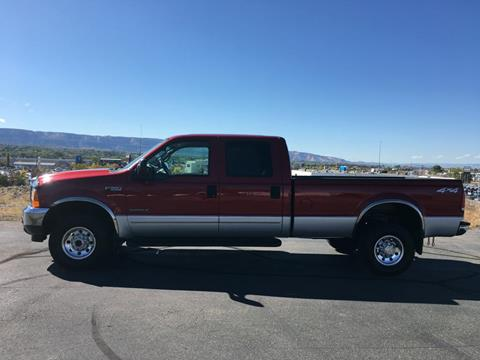 2001 Ford F-350 Super Duty for sale at Belcastro Motors in Grand Junction CO