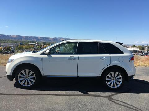 2013 Lincoln MKX for sale at Belcastro Motors in Grand Junction CO